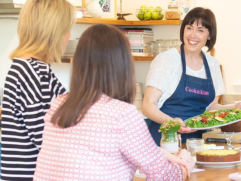 Cookalicious Class